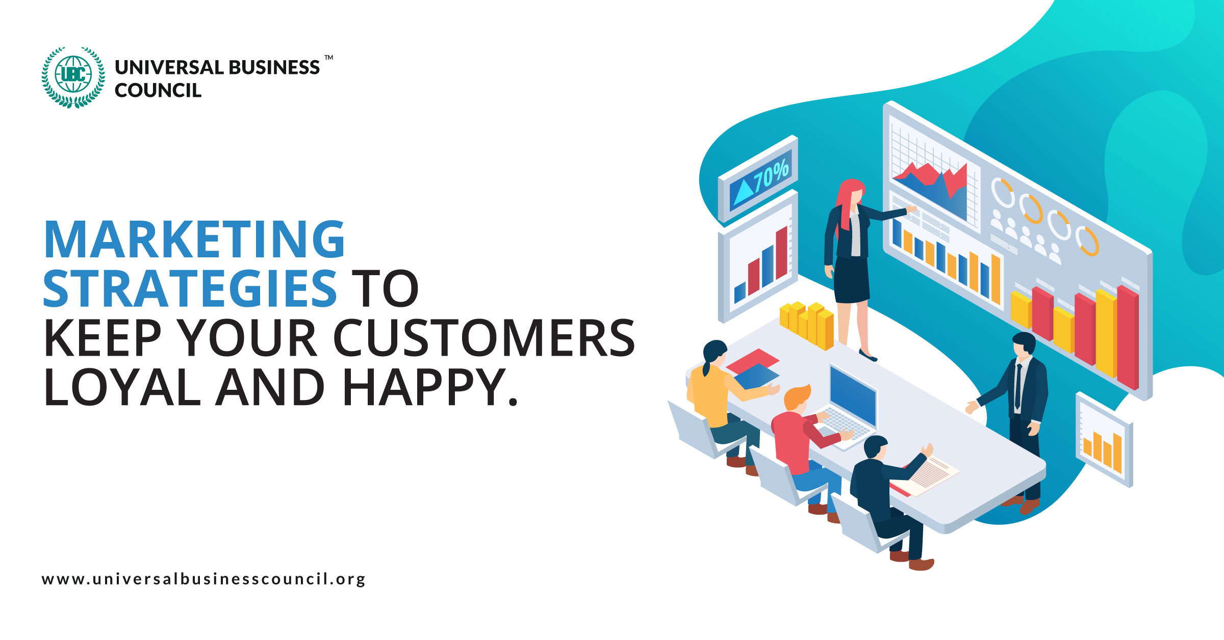 Marketing-StrategiesTo-Keep-Your-Customers-Loyal-and-Happy